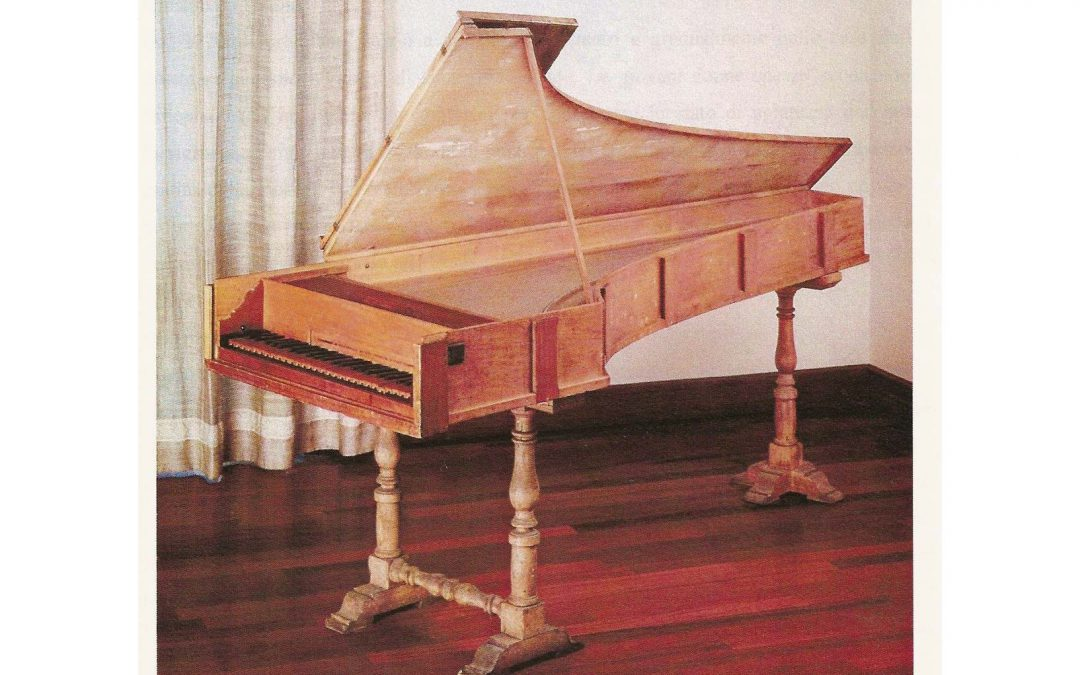 The early piano or fortepiano