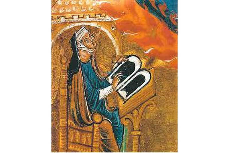 Hildegard von Bingen (1098–1179) Singing Hildegard