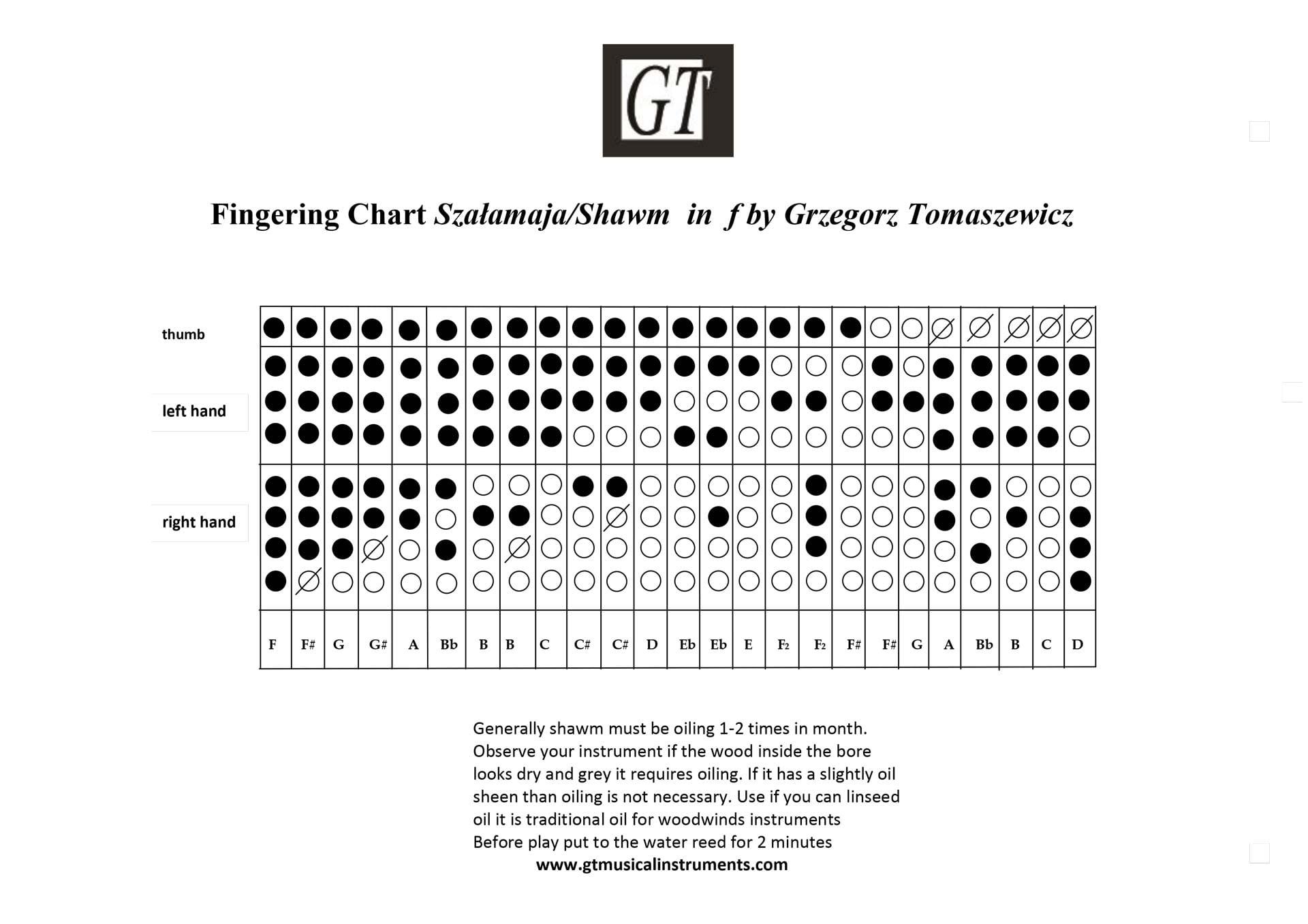 Renaissance Shawm - GT Instruments